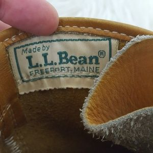 L.L. Bean Shoes - L.L. Bean Maine Hunting Show